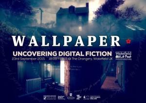 Postcard for Wakefield Literature Festival