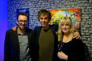 Andy Campbell, Barry Snaith, Judi Alston